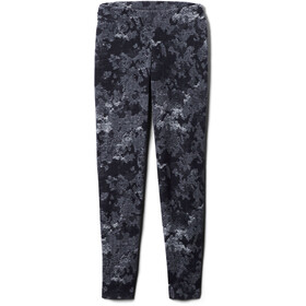 Columbia Glacial Leggings con Estampado Niñas, black camo